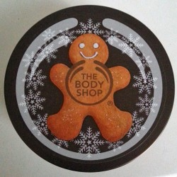 Produktbild zu The Body Shop Ginger Sparkle Body Butter (LE)