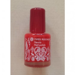 Produktbild zu Yves Rocher Vernis Nail Polish – Farbe: Rouge prussien (LE)