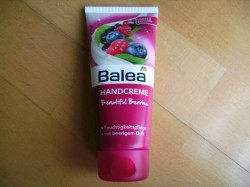 Produktbild zu Balea Handcreme Beautiful Berries (LE)