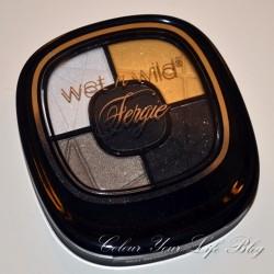 Produktbild zu wet n wild Fergie Eye Shadow Palette – Farbe: Metropolitan Nights (LE)