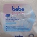 bebe Young Care 3in1 Erfrischende Reinigungstücher