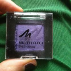 Produktbild zu MANHATTAN Multi Effect Eyeshadow – Farbe: 67H Paint It Purple