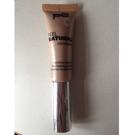 p2 feel natural concealer, Farbe: 005 natural ivory
