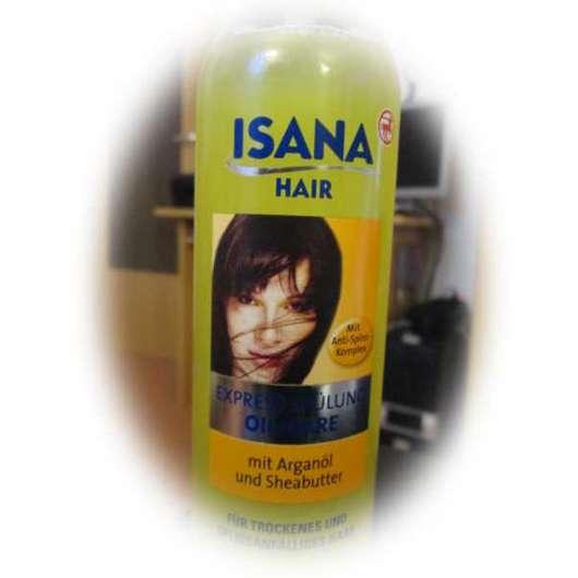 Isana Hair Express Spülung Oil-Care