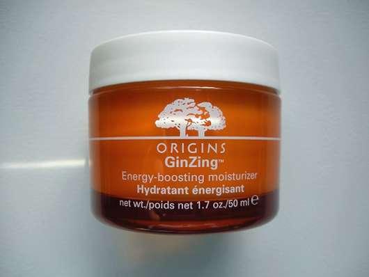 Origins GinZing Energy-boosting moisturizer