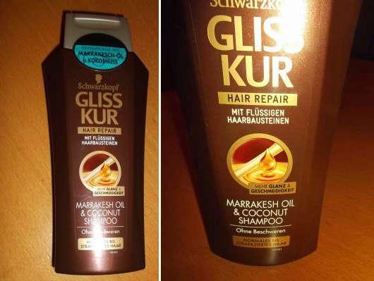Schwarzkopf GLISS KUR Marrakesch-Öl & Coconut Shampoo