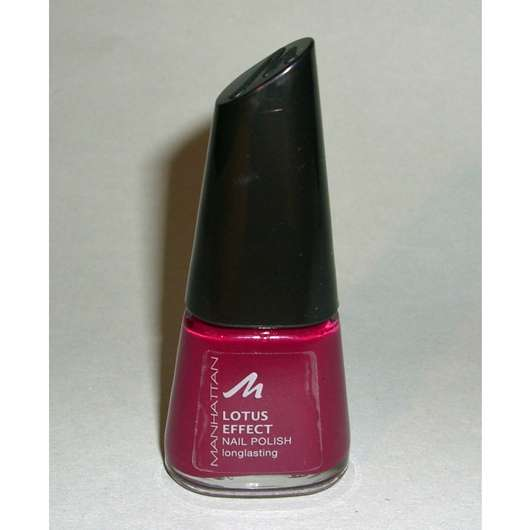 Manhattan Lotus Effect Nail Polish, Farbe: 4 Bright Berry (LE)