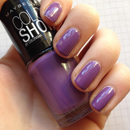 Maybelline New York Colorshow By Colorama Nagellack, Farbe: 554 Lavender Lies