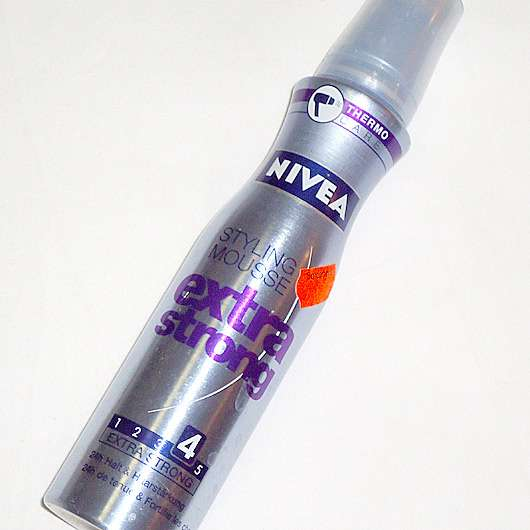 NIVEA Styling Mousse extra strong