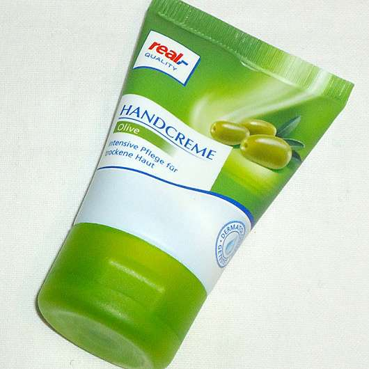 real,- Quality Handcreme Olive