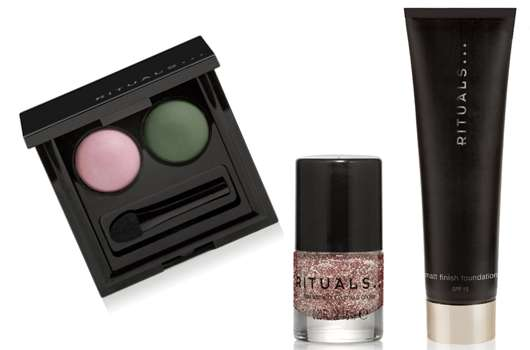 "RITUALS ""Precious Mineral"" Make-up-Kollektion"