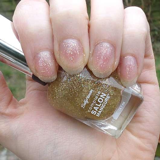 Sally Hansen Complete Salon Manicure Nagellack, Farbe: 854 Starcrossed (LE)