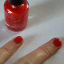 Manhattan Visions Of Me Sugar Effect Nail Polish, Farbe: 3 coral glam (LE)