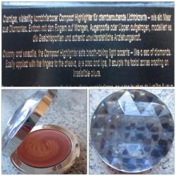 Produktbild zu être belle Diamond Glow Compact Highlighter – Farbe: 02