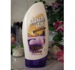 Produktbild zu duschdas Winter Love Duschgel (LE)