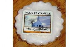 Produktbild zu Yankee Candle White Christmas Tart
