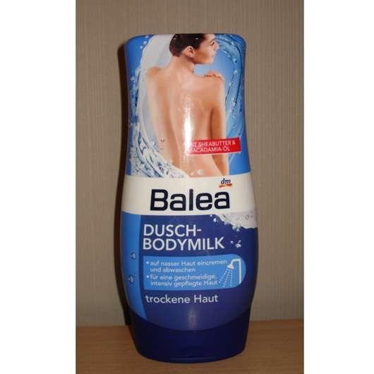 Balea Dusch-Bodymilk (trockene Haut)