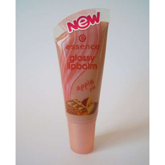 essence glossy lipbalm, Farbe: 02 apple pie