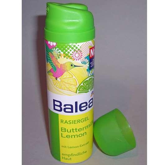 Balea Rasiergel Buttermilk Lemon