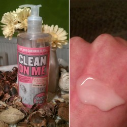 Produktbild zu Soap & Glory Clean On Me Creamy Clarifying Shower Gel