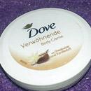 Dove Verwöhnende Body Creme mit Sheabutter und Vanilleduft