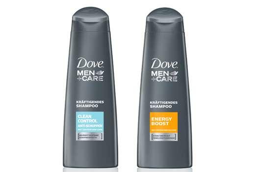 Dove MEN+CARE Shampoos