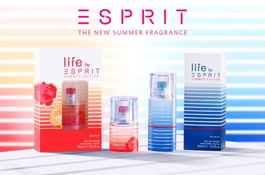 LIFE BY ESPRIT SUMMER EDITION