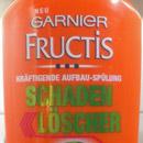 Garnier Fructis Kräftigende Aufbau-Spülung Schaden Löscher