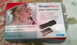 Produktbild zu Riemser Pharma Herpotherm (elektrischer Lippenstift gegen Herpes)