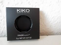 Produktbild zu KIKO Infinity Eyeshadow – Farbe: 214 Mat Desert Sand