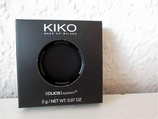 KIKO Infinity Eyeshadow, Farbe: 214 Mat Desert Sand