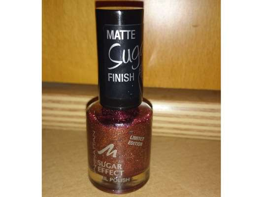 Manhattan Visions of me Sugar Effect Nail Polish, Farbe: 01 Glitter For Life (LE)