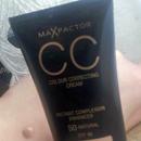 Max Factor CC Colour Correcting Cream, Nuance: 50 Natural