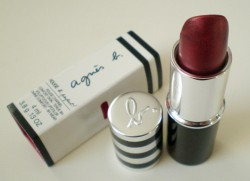 Produktbild zu agnès b. rouge b. perfect Lippenstift – Farbe: F121 Nuit Grenat