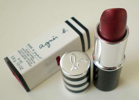 agnès b. rouge b. perfect Lippenstift, Farbe: F121 Nuit Grenat