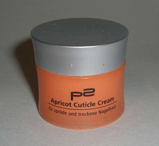 p2 Apricot Cuticle Cream