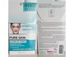 Produktbild zu Rival de Loop Pure Skin Clear-up Strips mit Teebaumöl