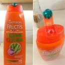 Garnier Fructis Kräftigendes Aufbau-Shampoo Schaden Löscher