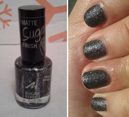 Manhattan Visions of me Sugar Effect Nail Polish, Farbe: 02 Give me sparkle (LE)