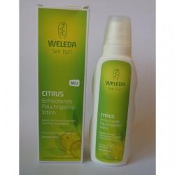 Produktbild zu Weleda Citrus Erfrischende Feuchtigkeitslotion