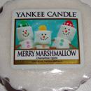 Yankee Candle Merry Marshmallow Tart
