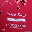 L'Occitane Cerisier Rouge Eau Intense
