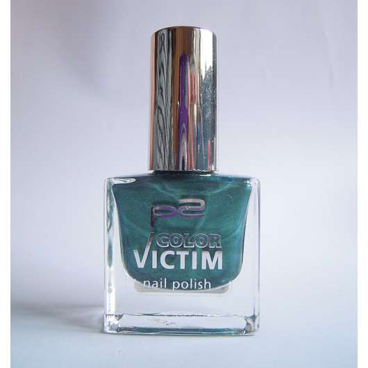 p2 color victim nail polish, Farbe: 990 free to be