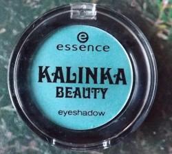 Produktbild zu essence kalinka beauty eyeshadow – Farbe: 03 green sceen (LE)