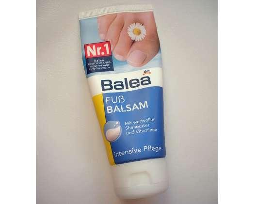Balea Fußbalsam (intensive Pflege)