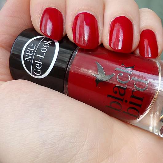 Blackbird Nagellack, Farbe: 10 I Want To Hold Your Hand