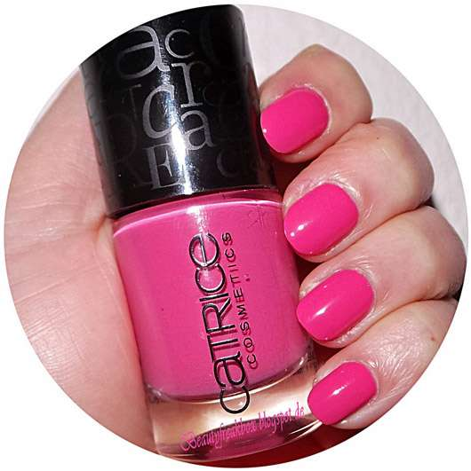 Catrice Ultimate Nail Lacquer, Farbe: C03 Meet Pinky (LE)