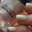 Catrice Crushed Crystals Nail Polish, Farbe: 04 Oyster & Champagne (LE)