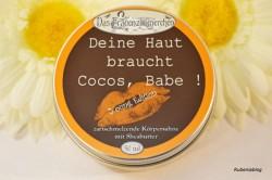 Produktbild zu Das Frauenzimmerchen Deine Haut braucht Cocos, Babe! (Young Edition)