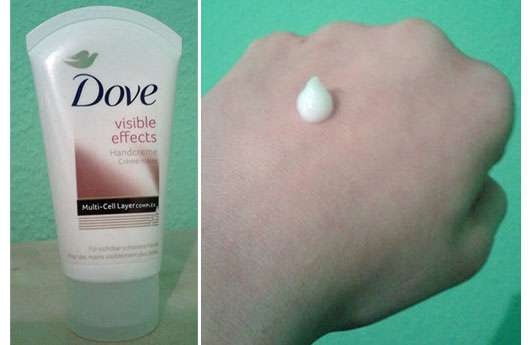 Dove Visible Effects Handcreme